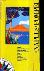 Naples et Pompeï - Couverture - Format classique