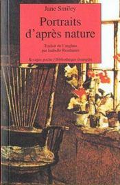 Portraits D'Apres Nature - Intérieur - Format classique