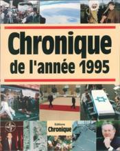 Chronique de l'année 1995 - Couverture - Format classique