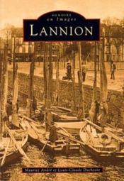 Lannion - Couverture - Format classique