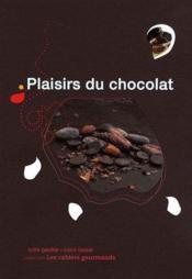 Plaisirs du chocolat - Couverture - Format classique