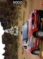 Dakar 2004 - Couverture - Format classique