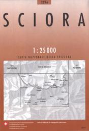**Sciora - Couverture - Format classique