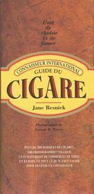Cigare - Intérieur - Format classique