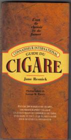 Cigare - Couverture - Format classique
