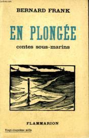 En Plongee. Contes Sous Marins. - Couverture - Format classique