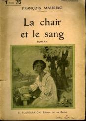 La Chair Et Le Sang. Collection : Select Collection N° 294 - Couverture - Format classique