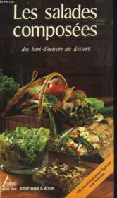 Salades composees - Couverture - Format classique
