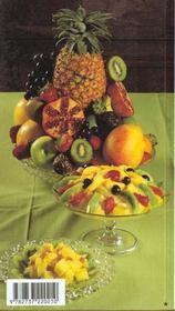 Salades composees - 4ème de couverture - Format classique