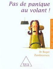 Pas De Panique Au Volant ! - Intérieur - Format classique