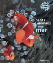 Les qui sommes-nous ? les petits d'animaux de la mer - Couverture - Format classique