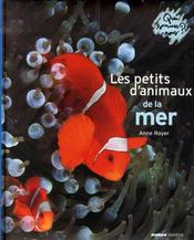 Les qui sommes-nous ? les petits d'animaux de la mer - Intérieur - Format classique