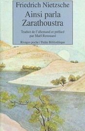 Ainsi Parla Zarathoustra - Intérieur - Format classique