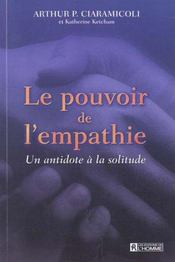 Le Pouvoir De L'Empathie - Un Antidote A La Solitude - Intérieur - Format classique