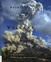 Aventures Au Coeur Des Volcans - Couverture - Format classique