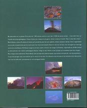 Aventures Au Coeur Des Volcans - 4ème de couverture - Format classique