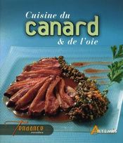 Cuisine du canard et de l'oie - Intérieur - Format classique