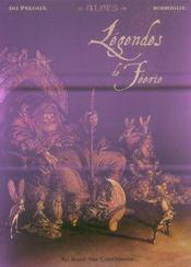 Légendes de féerie ; les Alpes - Intérieur - Format classique