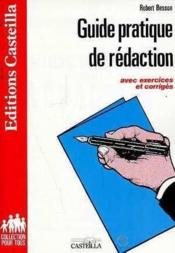 Vente  Guide pratique de la redaction  - Robert Besson - Besson