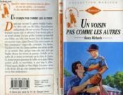 Un Voisin Pas Comme Les Autres - The Dad Next Door - Couverture - Format classique
