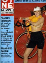 Cine Revue - Tele-Programmes - 57e Annee - N° 26 - Star Wars - Couverture - Format classique