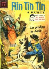 Rin Tin Tin & Rusty N°113 - Couverture - Format classique