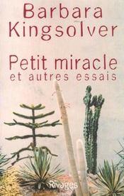 Petit miracle et autres essais - Intérieur - Format classique
