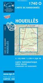 Houeilles - Couverture - Format classique