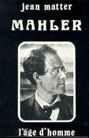 Mahler - Couverture - Format classique