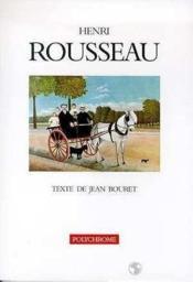 Henri Rousseau - Couverture - Format classique