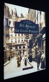 Saint-Malo et le Clos-Poulet - Couverture - Format classique