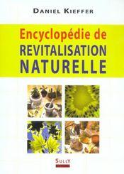 Encyclopedie De Revitalisation Naturelle - Intérieur - Format classique
