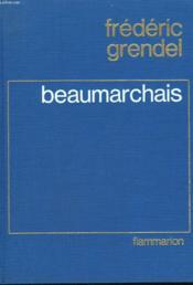 Beaumarchais Ou La Calomnie. - Couverture - Format classique