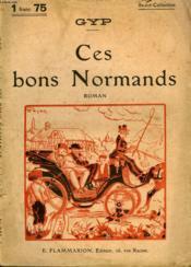 Ces Bons Normands. Collection : Select Collection N° 295 - Couverture - Format classique