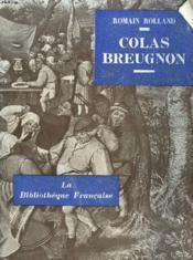 Colas Breugnon - Couverture - Format classique