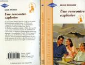 Une Rencontre Explosive - Just A Normal Marriage - Couverture - Format classique