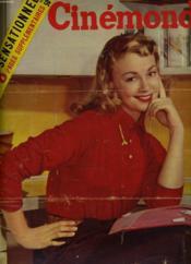 CINEMONDE - 24e ANNEE - N° 1124 - DANY ROBIN parfaite maitresse de maison, a fait de sa cuisine un véritable petit salon des arts ménagers - Couverture - Format classique