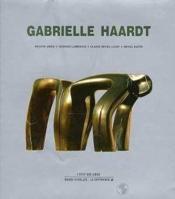 Gabrielle Haardt - Couverture - Format classique