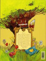 L'oiseau d'or - 4ème de couverture - Format classique