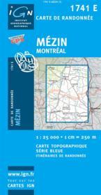 Mezin ; Montréal (Gers) - Couverture - Format classique