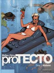 Protecto t.2 ; madame - Intérieur - Format classique