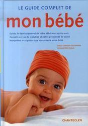 Le guide complet de mon bébé - Intérieur - Format classique
