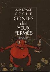 Contes Des Yeux Fermes - Couverture - Format classique