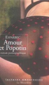 Amour et popotin - Couverture - Format classique