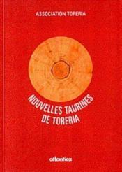 Nouvelles Taurines De Toreria - Couverture - Format classique