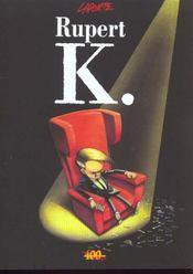 Rupert K - Intérieur - Format classique