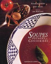 Soupes Potages Consommes - Intérieur - Format classique