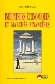 Indicateurs Economiques Marches Financie - Intérieur - Format classique
