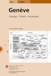 Genève ; 1301 - 4ème de couverture - Format classique