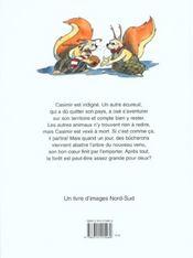 La Foret Est A Tout Le Monde - 4ème de couverture - Format classique